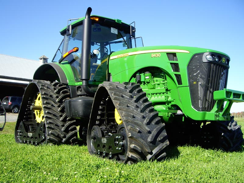 track quipement syst mes chenill s pour tracteurs john deere. Black Bedroom Furniture Sets. Home Design Ideas